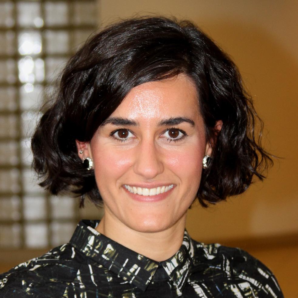 Alejandra Magali Barcia : Bachelor i ingeniørfag - bygg HIOA