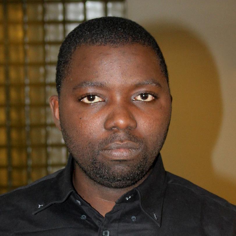 Muisha Rodrig Shekobe : Master Kjemi UIOA