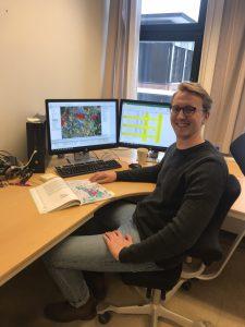 Traineeportrett: Petter Christiansen Bli kjent med vår trainee innen energi, klima og miljø!