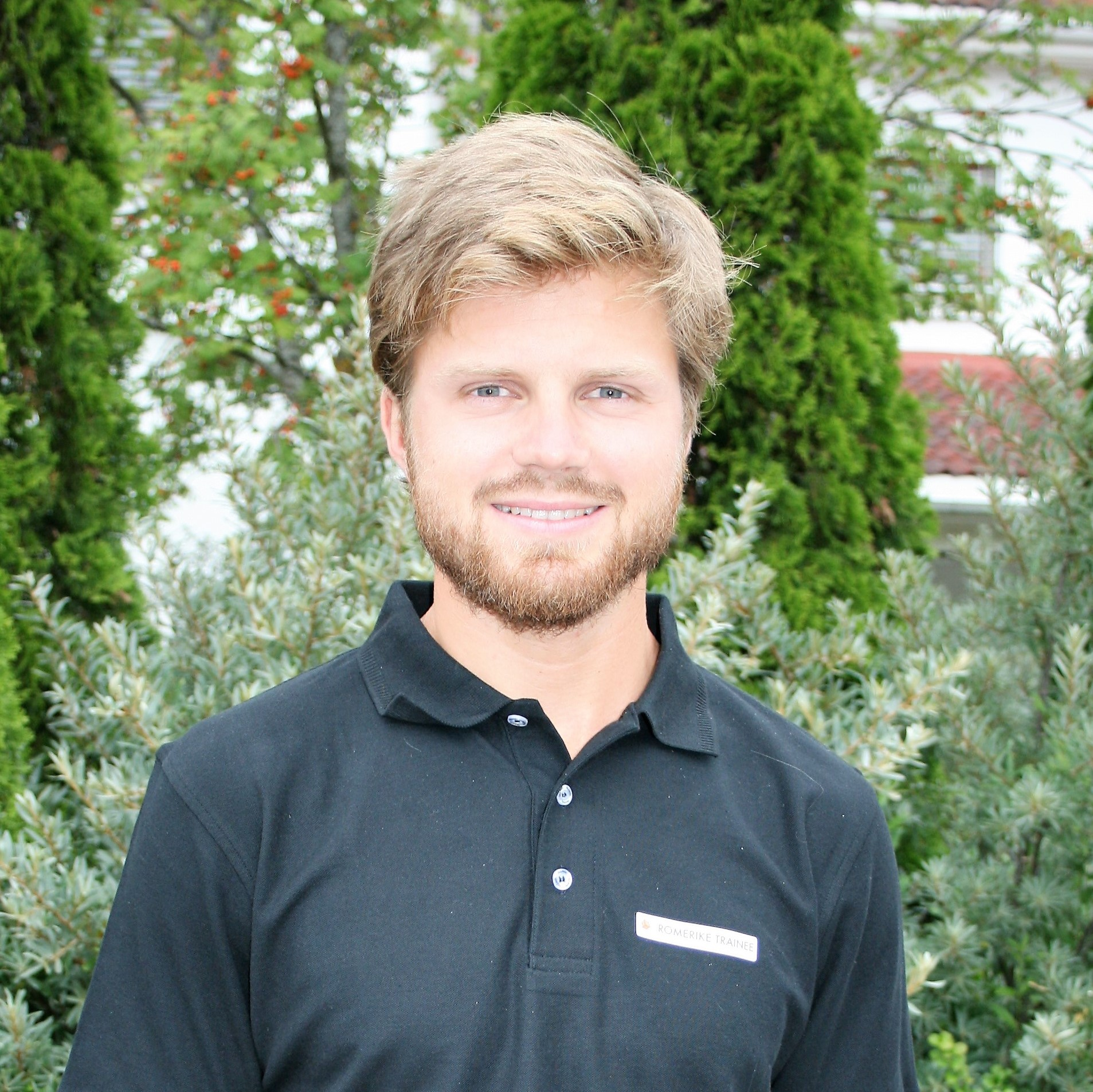 Halvor Myhrvold : Master i bygg- og miljøteknikk (vassdragsteknikk), NTNU
