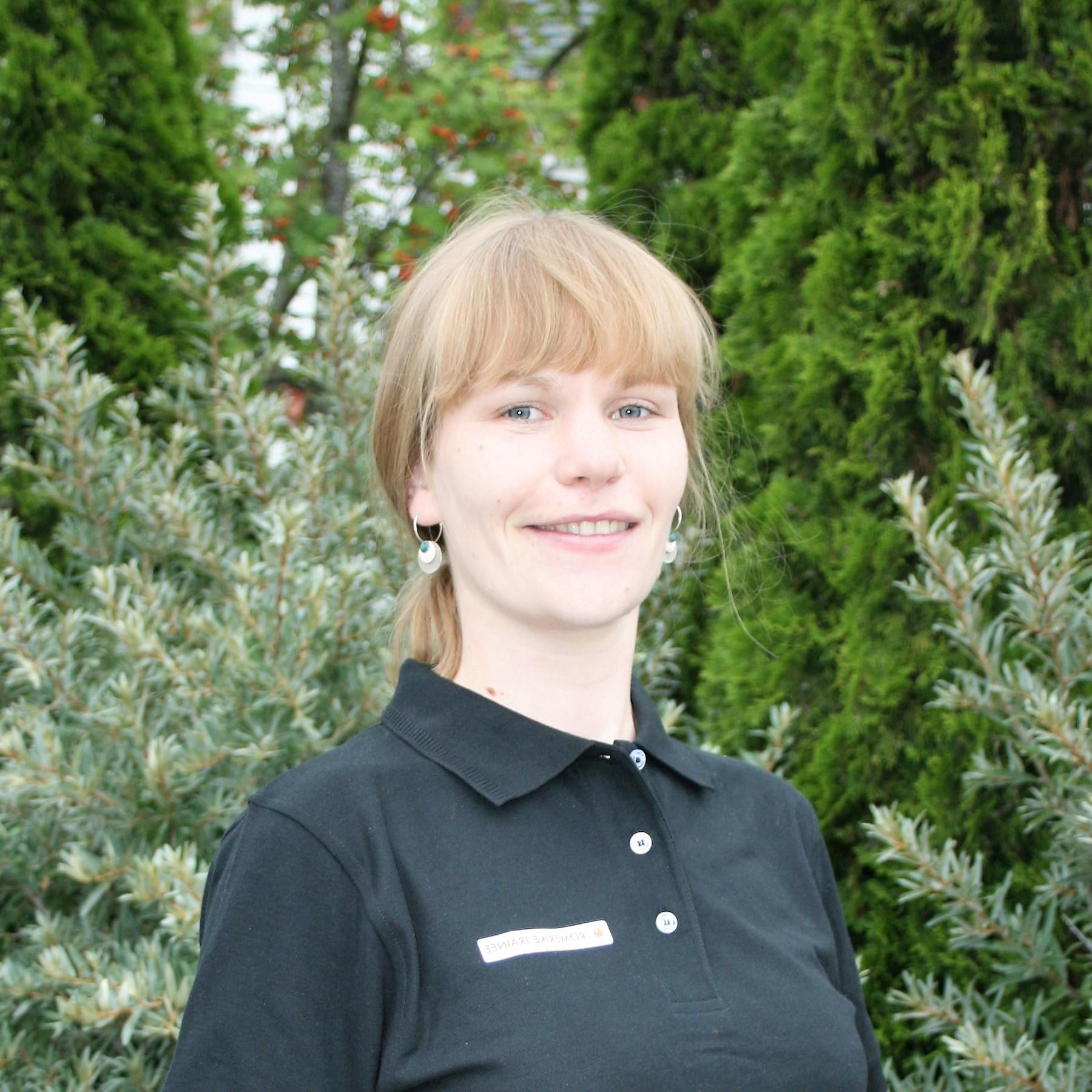 Hanna Cecilia Lytomt : Master i miljø- og naturressurser, NMBU