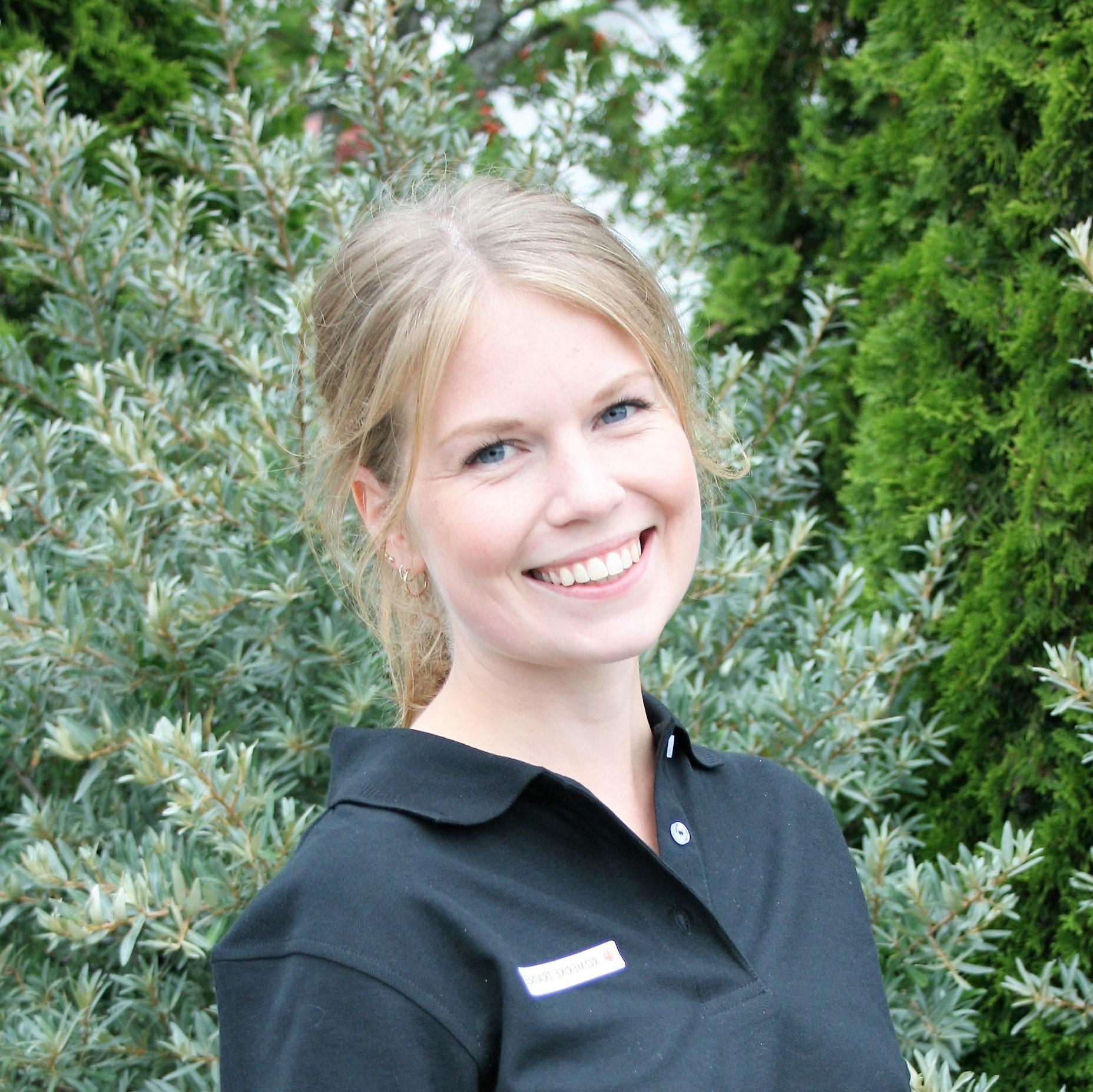 Christina Pokriefke Ekeheien : Master i geofag, UiO