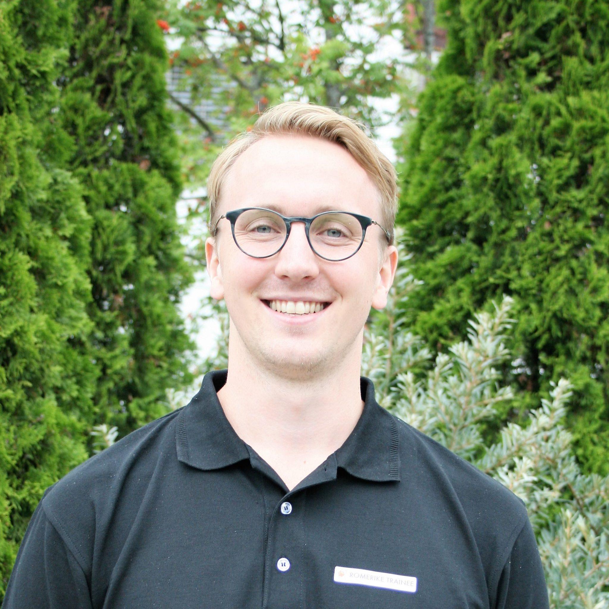 Petter Christiansen : Master i energi og miljø, NTNU