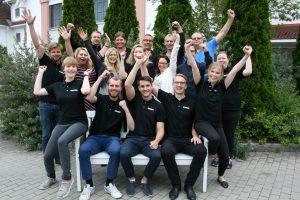 Vi søker traineer til Romerike Trainee 2019 – 2021! Søknadsfrist 31. januar 2019