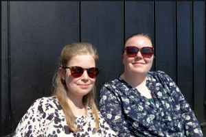 Reisebrev: EUs arbeid med klimatilpasning En beretning fra Christina og Christine