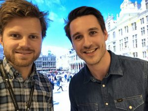Reisebrev: Triangulum – prosjekter til etterfølgelse En beretning fra Håkon og Halvor